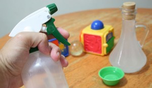 Child-safe all-purpose cleaner