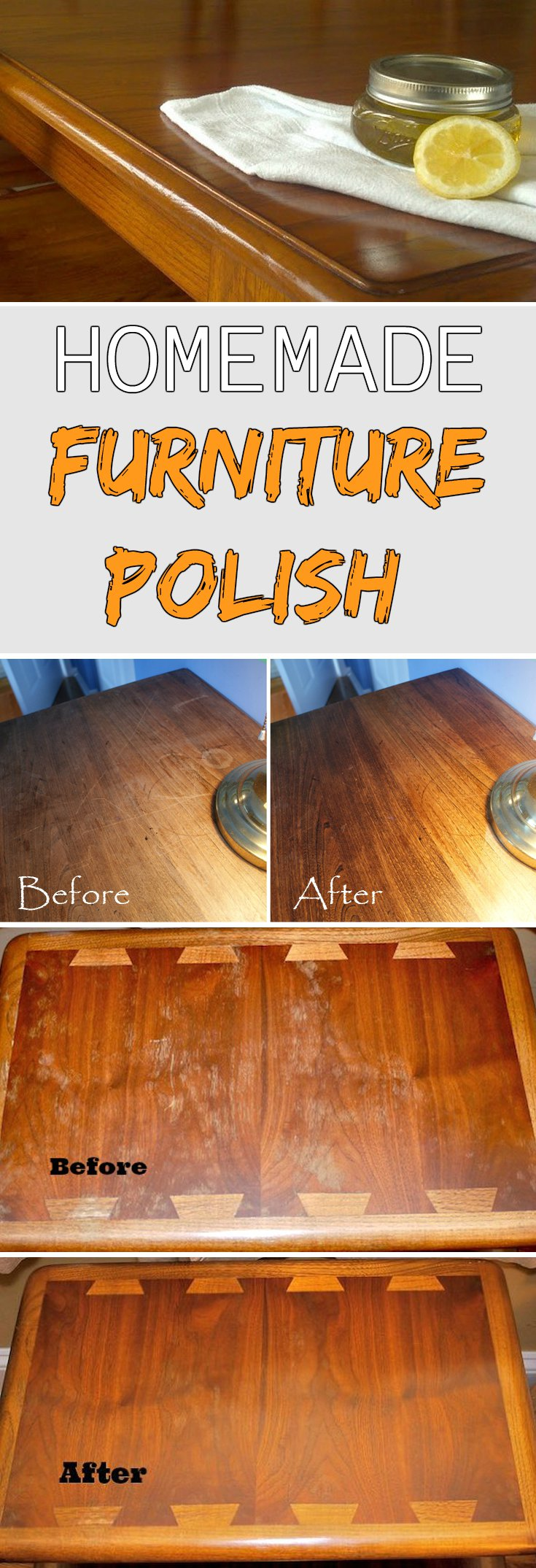 Homemade Furniture Polish Mycleaningsolutions Com