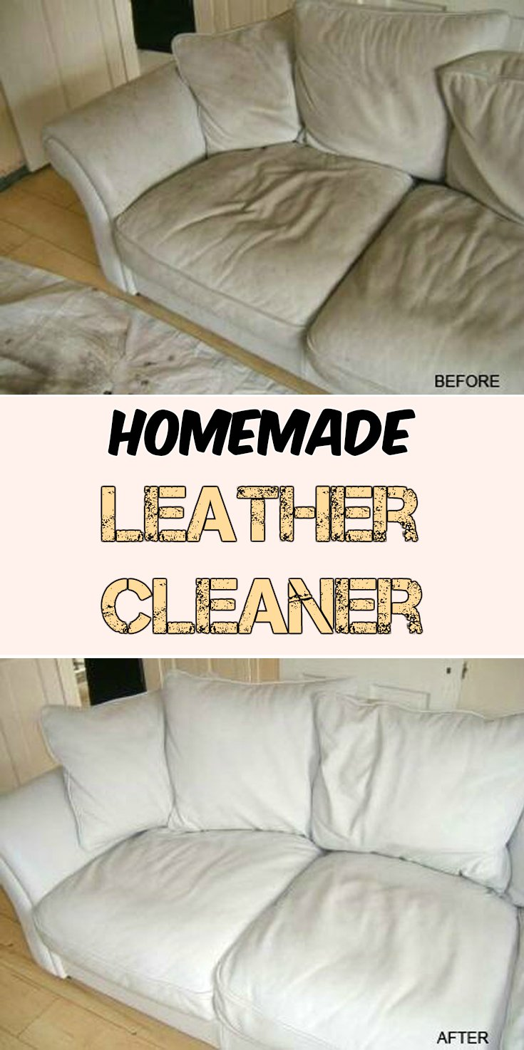 Homemade Leather Cleaner Mycleaningsolutions Com