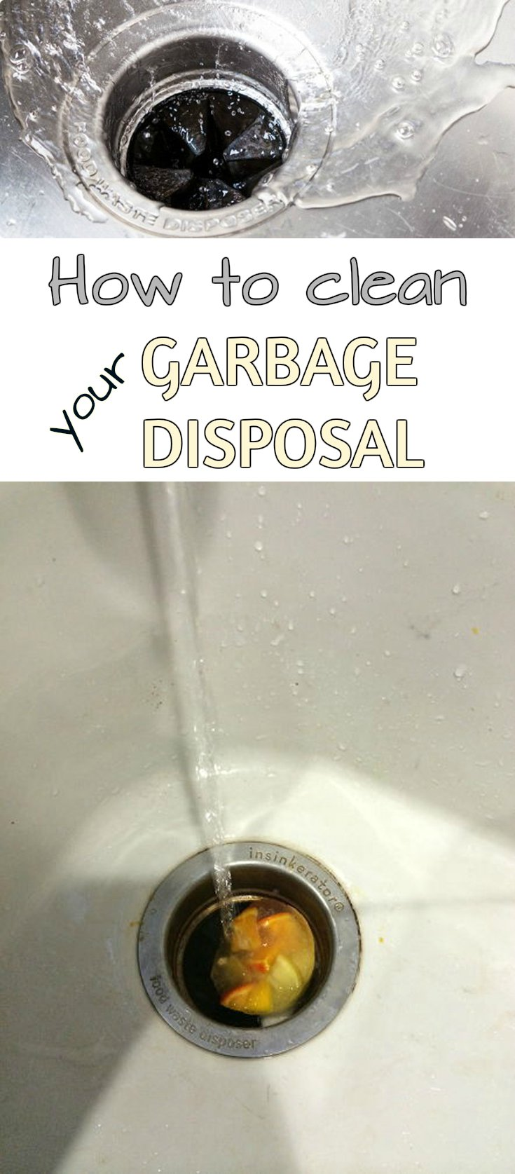 How To Clean Your Garbage Disposal Mycleaningsolutions Com
