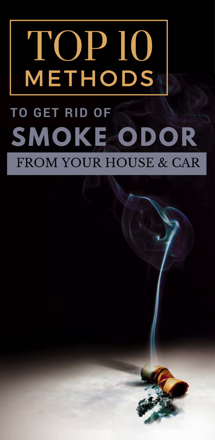 top 10 methods to get rid of smoke odor from your home car. Black Bedroom Furniture Sets. Home Design Ideas
