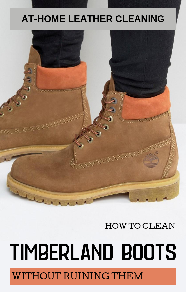 At Home Leather Cleaning How To Clean Timberland Boots